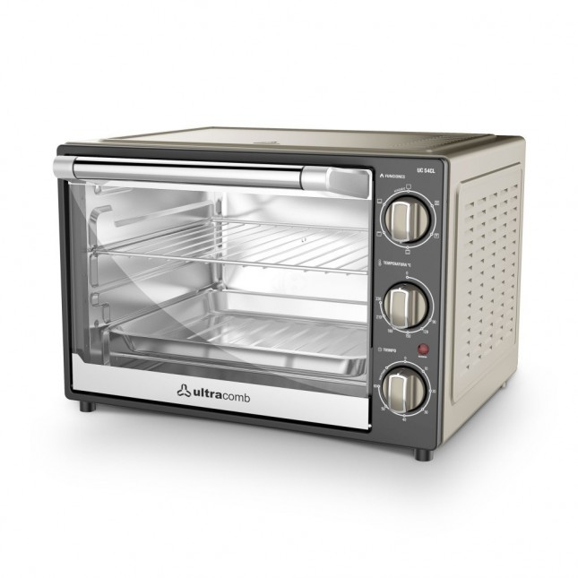ULTRACOMB HORNO ELECTRICO UC-54CL | 54LT | CHAMPAGNE