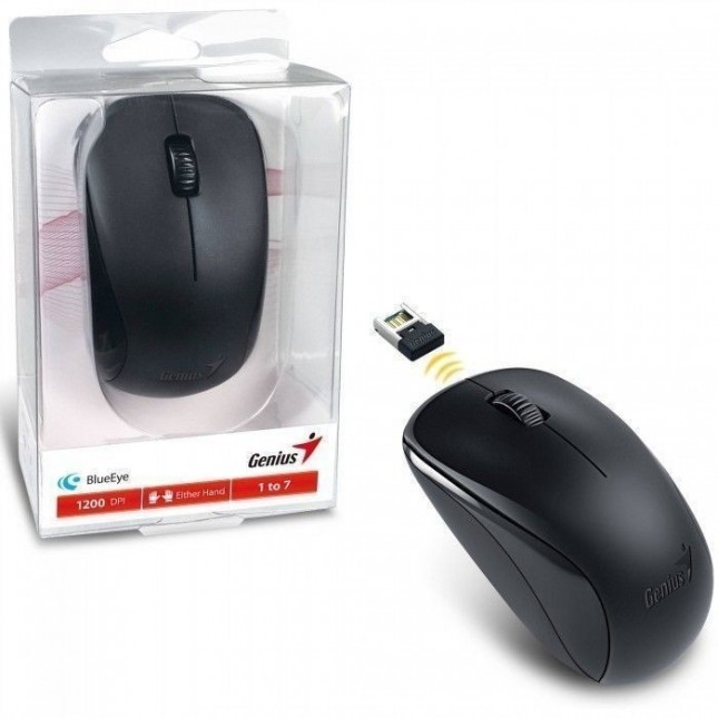 GENIUS OPTICAL MOUSE NX-7000 BLUEYE