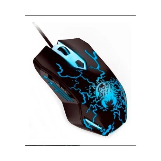 GENIUS OPTICAL MOUSE GX SCORPION SPEAR (6 BUTTONS)