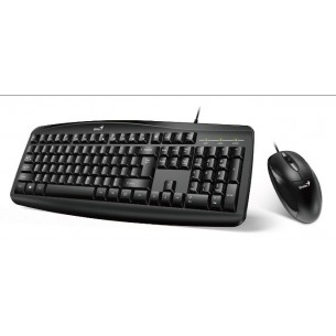 GENIUS TECLADO+MOUSE WIRELESS KM 200 USB