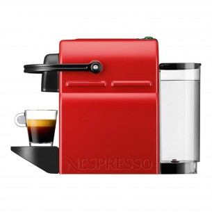 NESPRESSO ELECTRO CAFETERA C40-AR-RE INISSIA RED