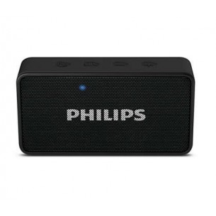 PHILIPS PARLANTE BLUETOOTH BT60BK/94 | PORTATIL | BLUETOOTH | 3W