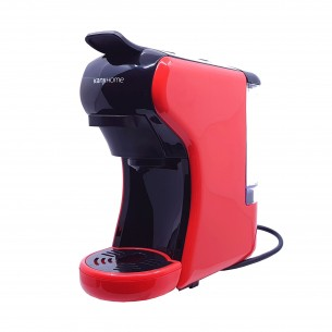 KANJIHOME CAFETERA MULTICAPSULA RED