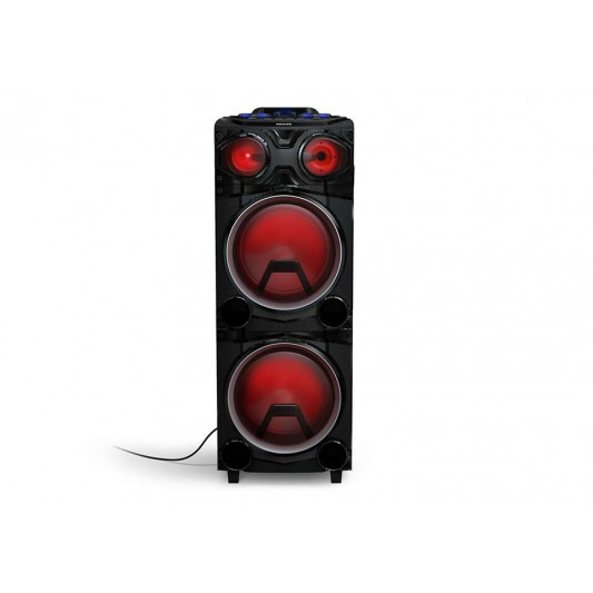 """PHILIPS PARLANTE PORTATIL TANX3705/77 PARTY SPEAKER CARRY 200W RMS BLUETOOTH 12"""""""