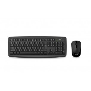 GENIUS TECLADO Y MOUSE SMART KM-8100
