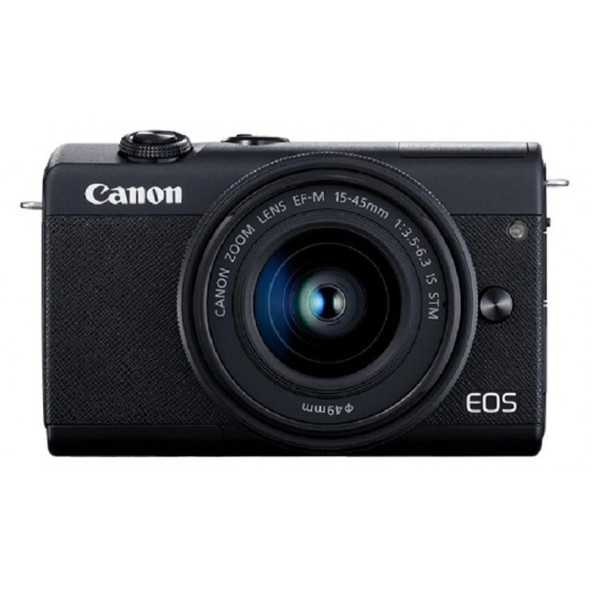 CANON CAMARA FOTOGRAFICA EOS M200 15-45