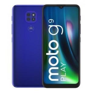 MOTOROLA TELEFONO CELULAR XT2083-1 (GUAM+) G9 PLAY ELECTRIC BLUE AR 4+64 EB