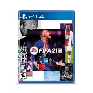 SONY VIDEO JUEGO FIFA21 - LATAM PS4