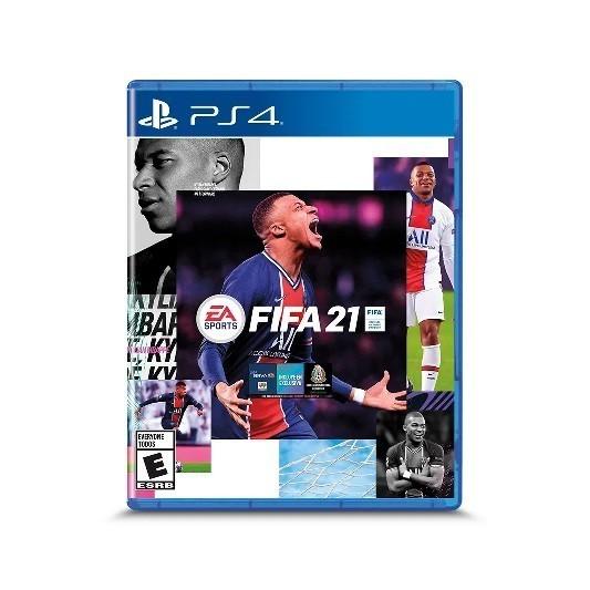 SONY VIDEO JUEGO FIFA21 - LATAM PS4