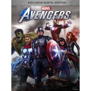 SONY VIDEO JUEGO MARVELS AVENGERS LATAM PS4