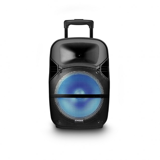 "CROWN MUSTANG CAJA AMPLIFICADORA 12"" DJS-1201BT USB"