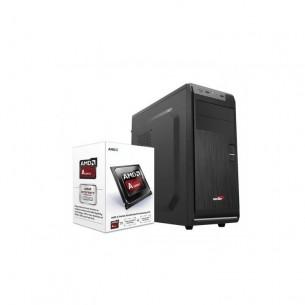 LINKS PC AMD 7480 1TB 8GB DVD WI-FI GRABADORA DE DVD WIND. 10 + ESTABILIZADOR LYONN 2000V
