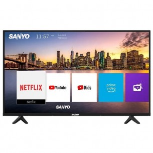 "SANYO TV LED 50"" LCE50SU9550 SMART TV UHD HDMI USB SINTONIZADOR TDA"