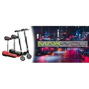 MAX-YOU MONOPATIN X1 BLACK