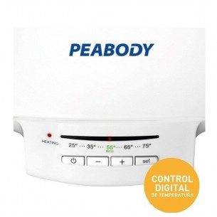 PEABODY TERMOTANQUE ELECTRICO WT100B 50LTS
