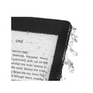 "AMAZON ALL-NEW KINDLE PAPERWHITE E-READER 6"" 32GB WATERPROOF BLACK"