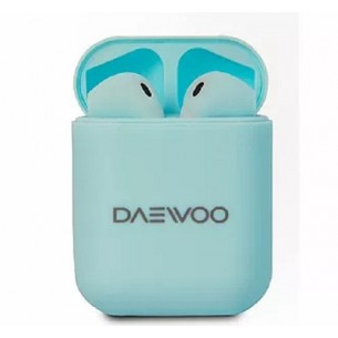 "DAEWOO EARPHONES DW-373LBL SENSE ""CANDY"" LIGHT BLUE"
