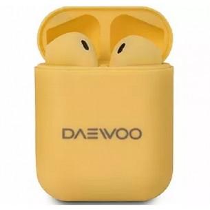 "DAEWOO EARPHONES DW-373GLD SENSE ""CANDY"" GOLD"