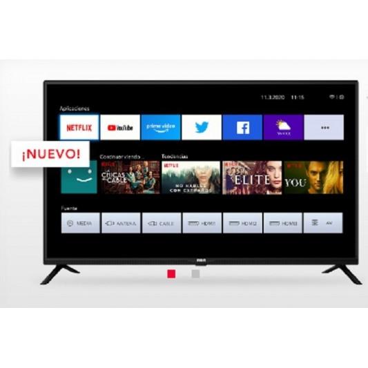 """R.C.A. TV LED 43"""" XF43SM SMART HDMI USB SINTONIZADOR TDA"""
