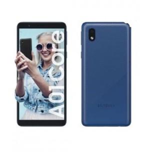 SAMSUNG TELEFONO CELULAR LIBRE SM-A013MZB A01 CORE BLUE