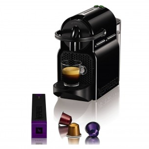 NESPRESSO ELECTRO CAFETERA D40-AR-BK-NE INISSIA BLACK
