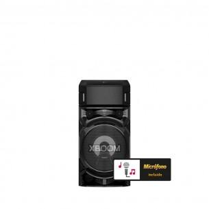 LG SISTEMA DE AUDIO TORRE RN5 BLUETOOTH USB AUX FM