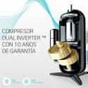 LG A.AIRE SPLIT S4-W18KL3AA 5.0KW | INVERTER | FRIO-CALOR