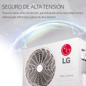 LG A.AIRE SPLIT S4-W12JA3AA 3.5KW INVERTER FRIO-CALOR