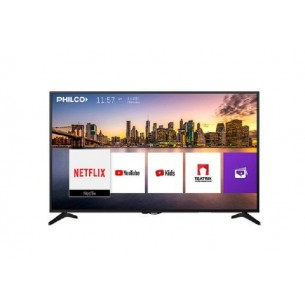"PHILCO SMART TV LED 50"" PLD50US9A1 4K HDMI USB TDA"