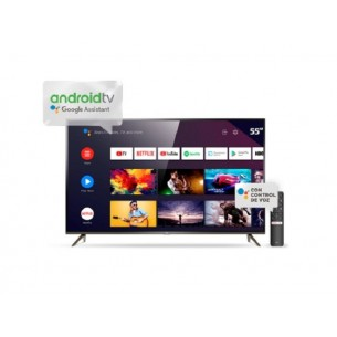 "TCL TV LED 55"" L55P8M SMART UHD 4K USB HDMI"