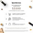 NESPRESSO ELECTRO CAFETERA C40-AR-RE INISSIA RED