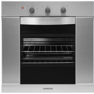 LONGVIE HORNO H1900XF INDEPENDIENTE INOX GN