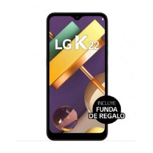 LG K22 LMK200HM TELEFONO CELULAR LIBRE TITAN OPEN LMK200HM AARGTN