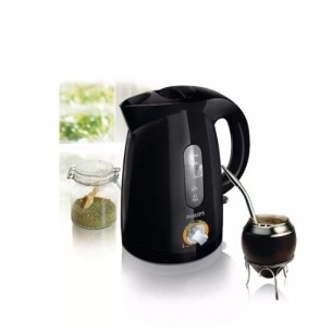 PHILIPS PAVA CUCINA HD-4691/20 KETTLE BLACK COLOR VERSION