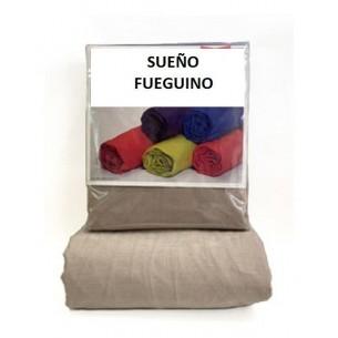 SUEÑO FUEGUINO SAB.144 HILOS AJUS 1 1/2 CEMENTO 2014-324-0096