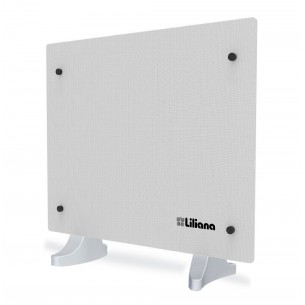 "LILIANA PANEL DE VIDRIO CCPPV-200 ""HOT PANEL"" 600/1200W PIE-PARED"