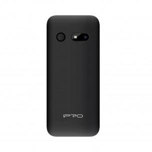 IPRÓ TELEFONO CELULAR W9 (SMART 2.4S) BLACK/BLACK KAIOS