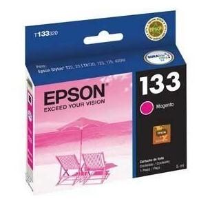EPSON CARTUCHO 133 PARA IMPRESORA TX125 MAGENTA