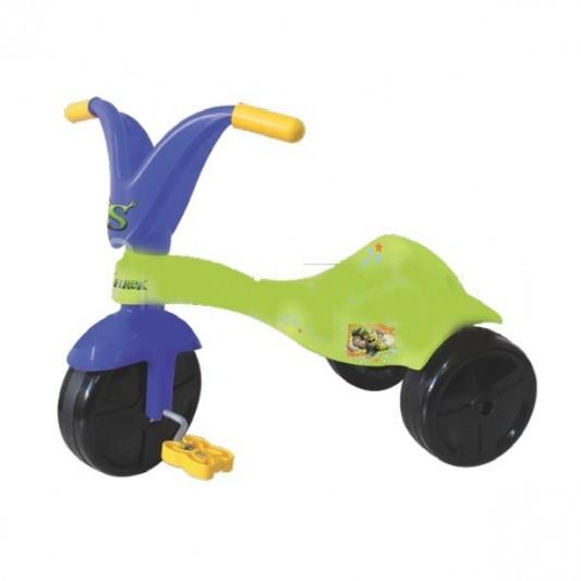 Triciclo a pedal SHREK