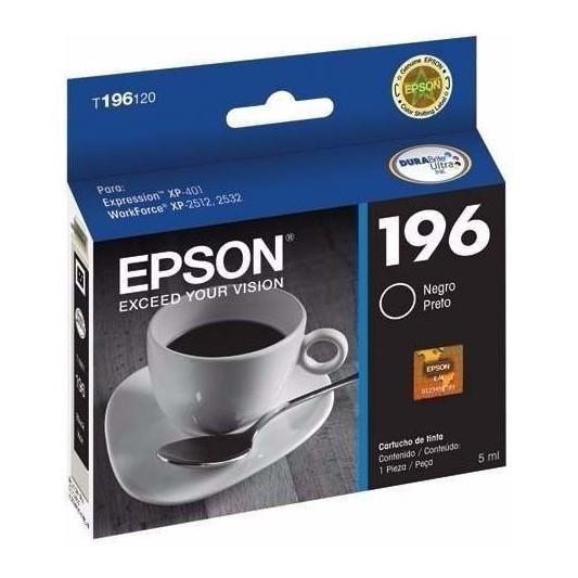 Cartucho para Epson XP-401 196