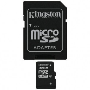 Tarjeta micro Sd SDC4 SDHC 32GB