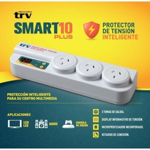 TRV PROTECTOR DE TENSION INTELIGENTE SMART 10 PLUS