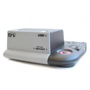 TRV ESTABILIZADOR CONCEPT USB NEGRO 5X220 COD.10016