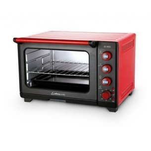 ULTRACOMB HORNO ELECTRICO UC40CD 40LTS INOX