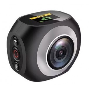 Camara 360 Action Cam MOVE 360